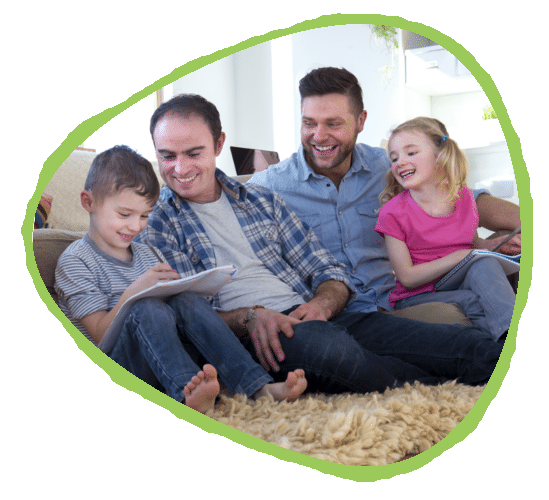 LGBT foster carers and same sex couple foster carers West Midlands, East Midlands, Warwickshire, Staffordshire - DMR Fostering Services